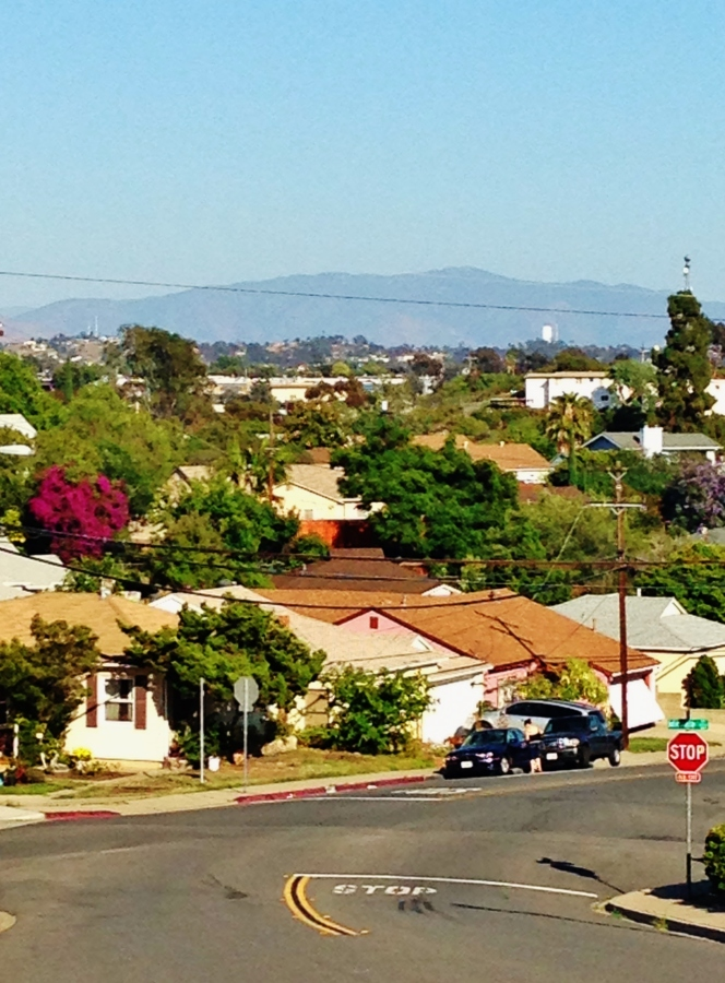 City Heights neighborhood